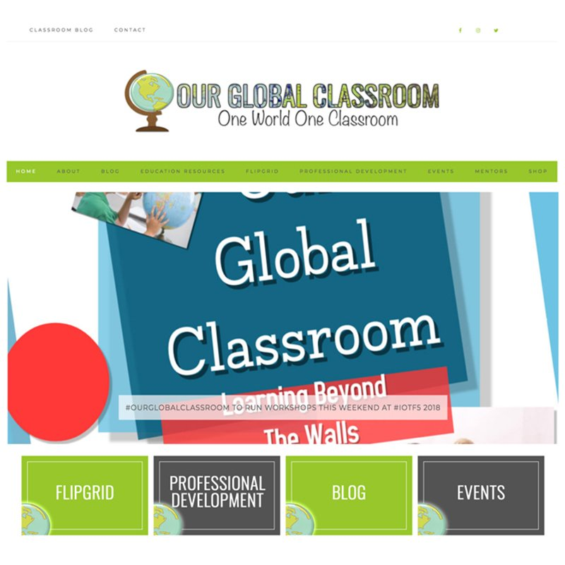 Our Global Classroom