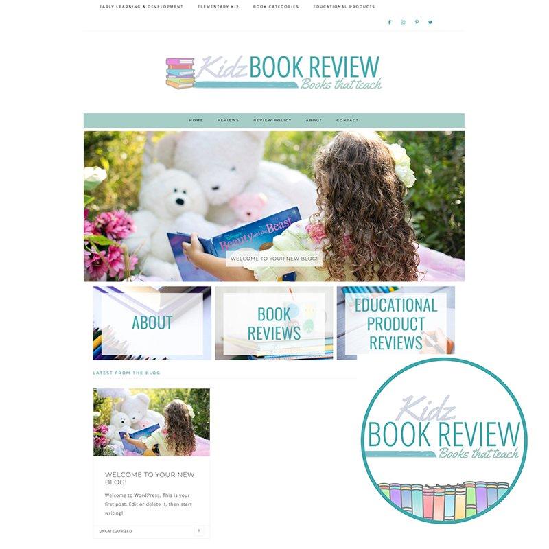 Kidz Book Review