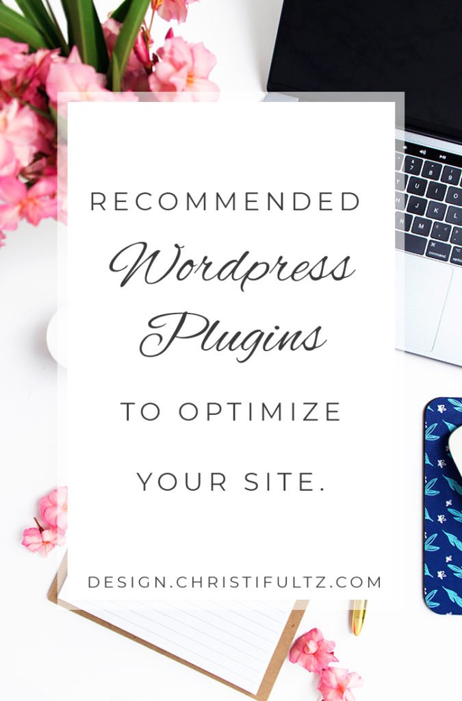 recommended WordPress plugins for beginners