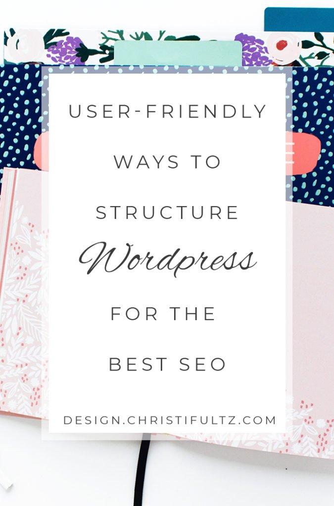 wordpress categories vs tags SEO