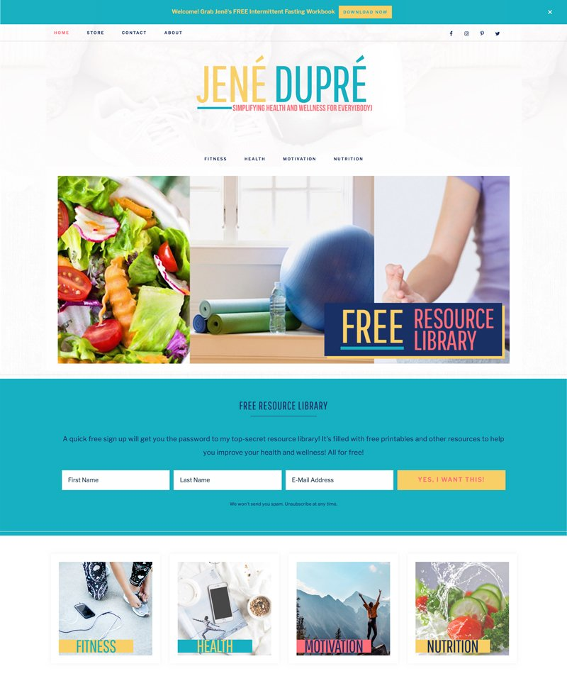 Wordpress website designs and logo creation Design by Christi Fultz, especially for teacher bloggers, lifestyle bloggers, small businesses, boutiques, and female entrepreneurs who want to monetize and grow.