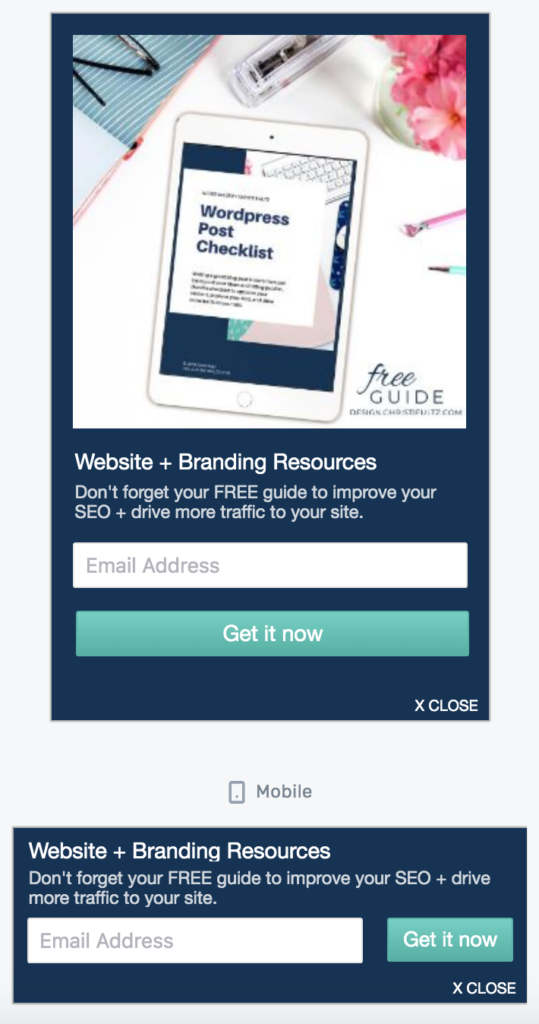 how to boost social media reach with milotree pop-up