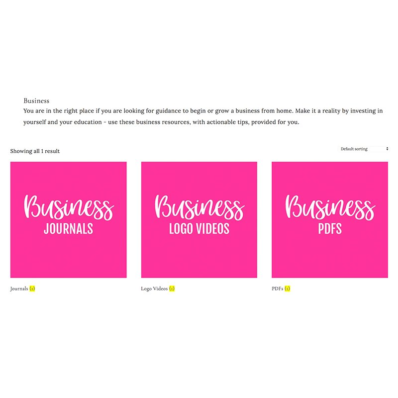 Woocommerce WordPress store installation services Design by Christi Fultz