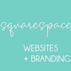 Squarespace / Wix