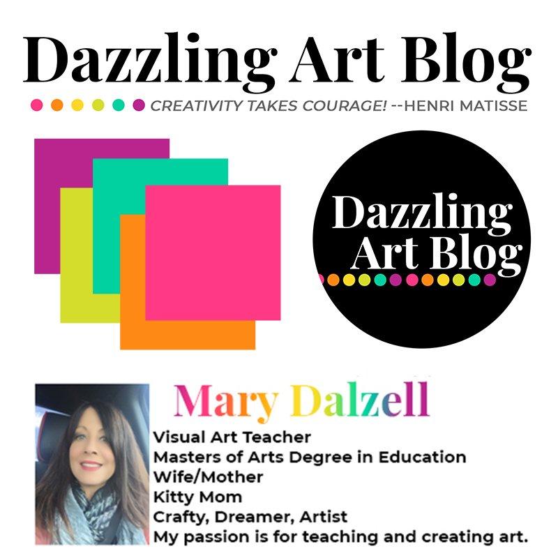 Dazzling Art Blog