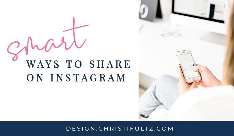 """Smart"" Ways to Share on Instagram"