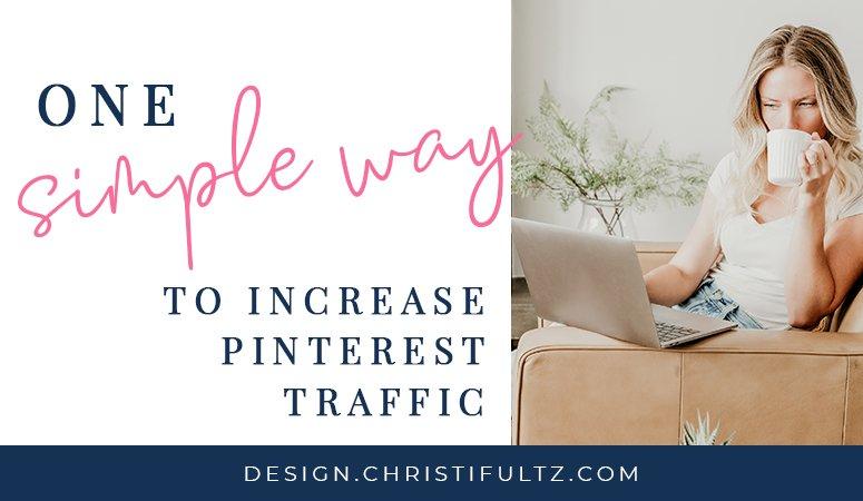Increase Pinterest Traffic In One Unbelievably Simple Way