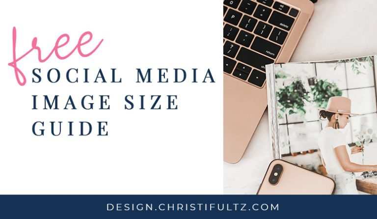 Free Social Media Image Size Guide