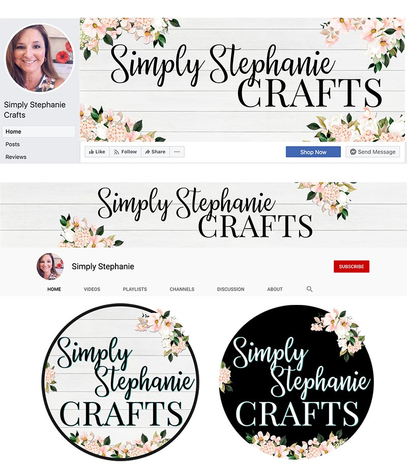 Custom Blogger website design, logo, and branding for small business owners via Design by Christi Fultz. Marketing especially for Teachers Pay Teachers, bloggers, boutique owners, life coaches, wellness coaches, therapists, educators, and networkers.