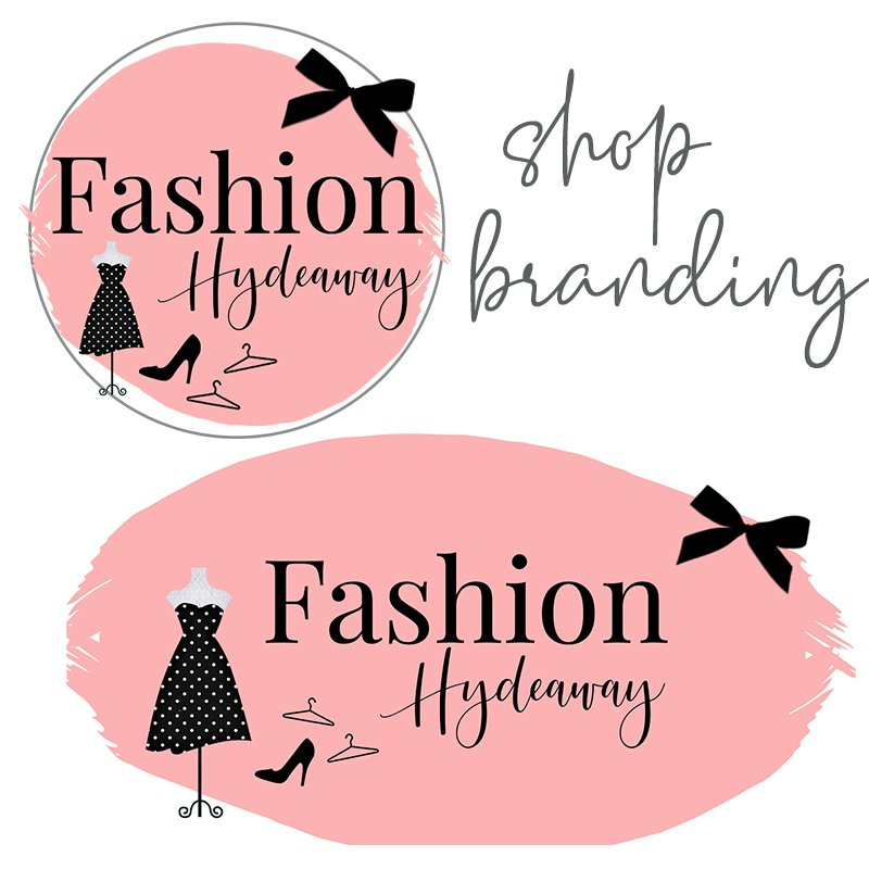 Logo design, business branding, Facebook cover photo, and social media graphics for small businesses.