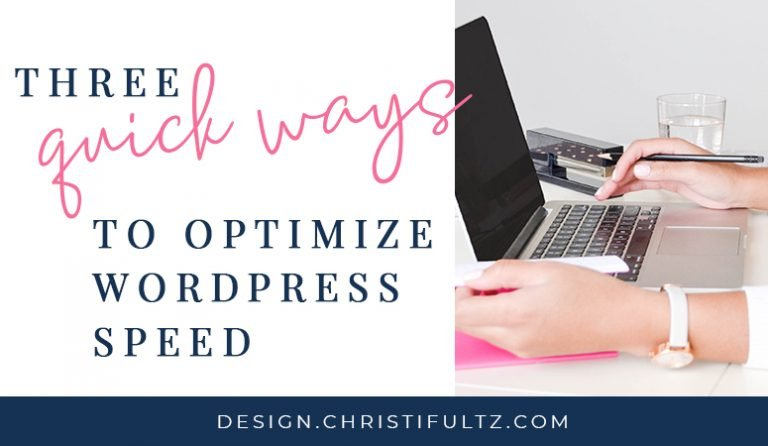 If you're looking to speed up Wordpress, this is a great place to start with several beginner tips that can quickly optimize Wordpress speed. Say goodbye to slow Wordpress and improve SEO too.