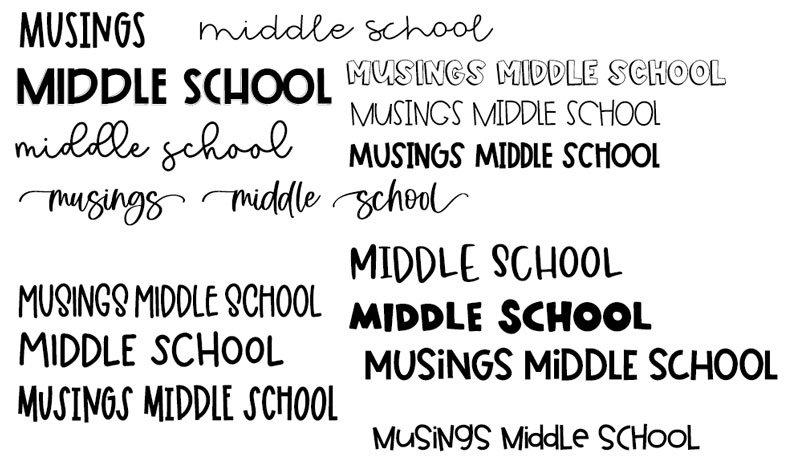 teacher logo design christi fultz teacherspayteachers store blog