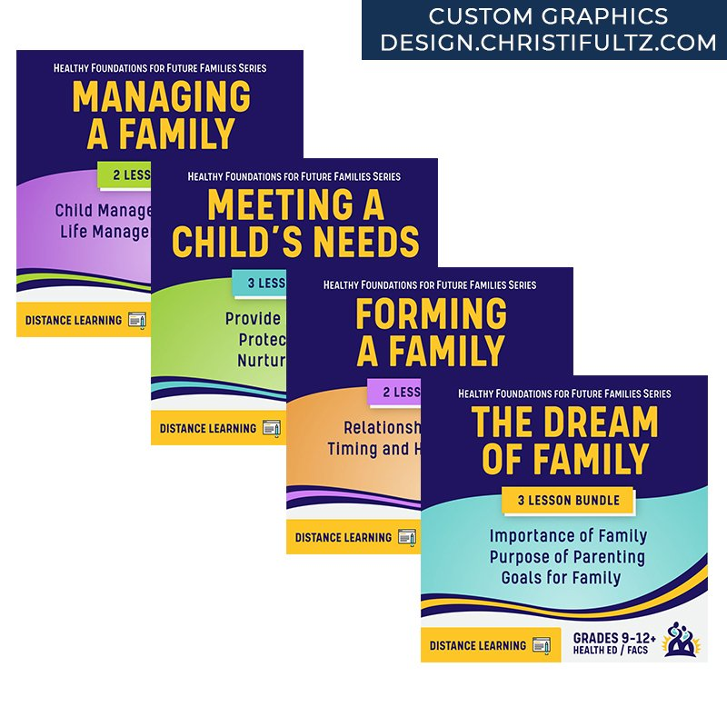 custom graphic design for teachers pay teachers product covers