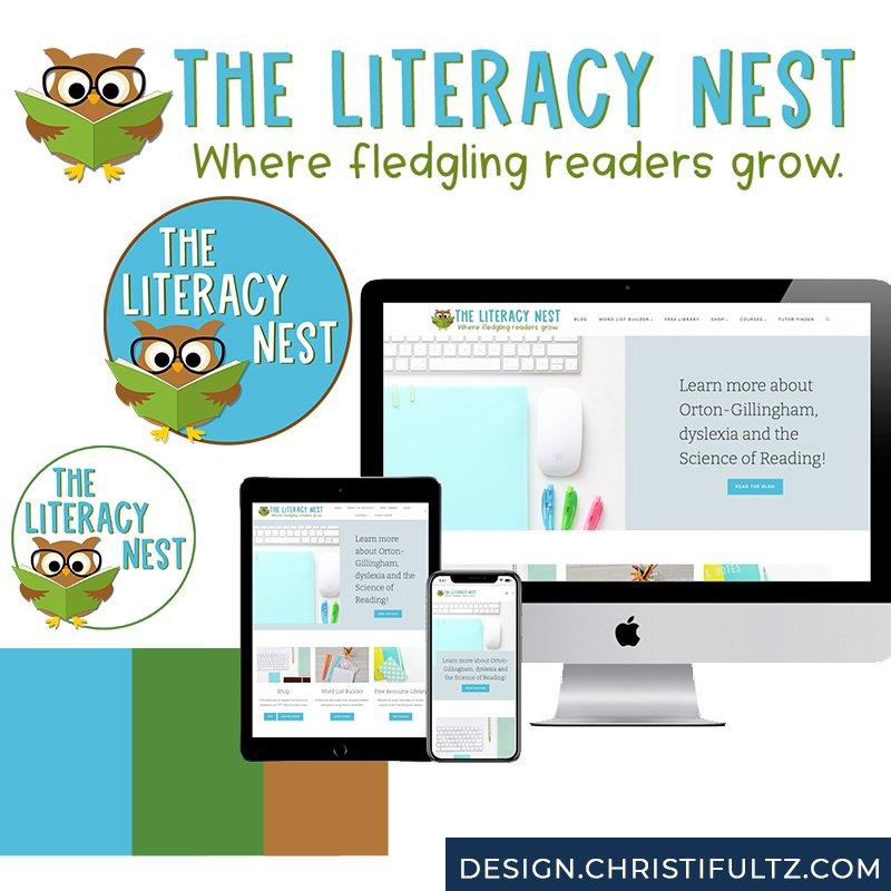 WordPress Teacher Blog: The Literacy Nest