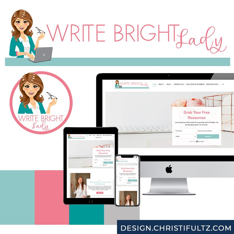 WordPress Assistance: Write Bright Lady